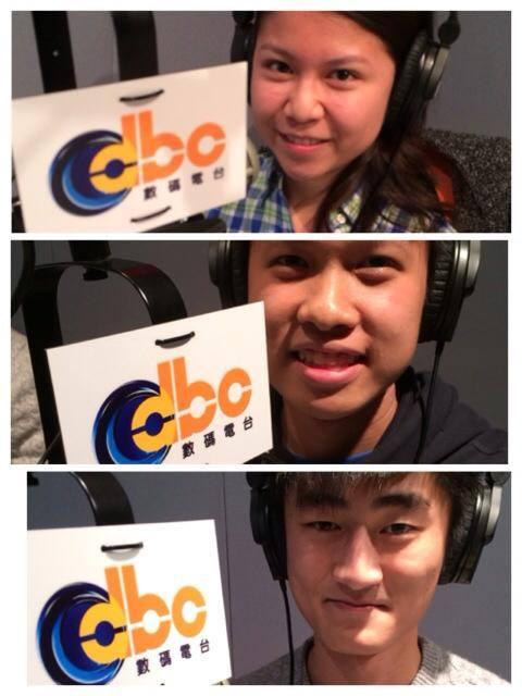 CHOICE at a Radio Programme!