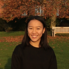 Internal Vice-president - Rita Kan