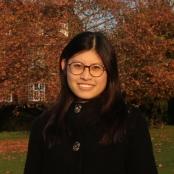Publicity Director - Jess Ma