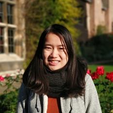 External Vice-president: Macy Chung